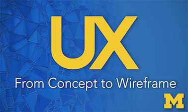 UX Design: From Concept to Wireframe