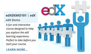 edX Demonstration Course