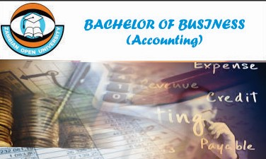 BACHELOR OF BUSINESS (Accounting)