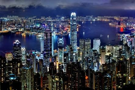 Virtual Hong Kong: New World, Old Traditions