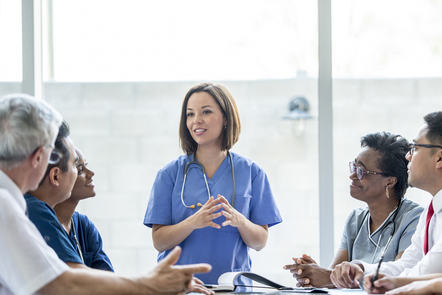 Developing Expert Educators for Healthcare Professions
